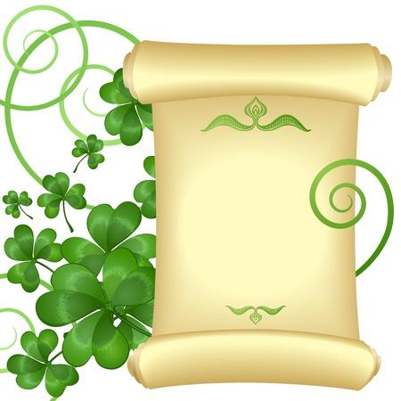 irland�s: San Patricio Vectores