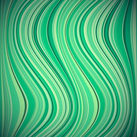 Seamless abstract vector texture with waves Stock Vector - 18403208