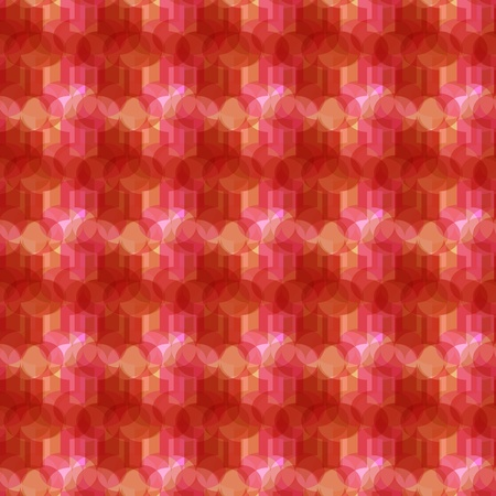 Red abstract seamless texture Stock Photo - 18403252