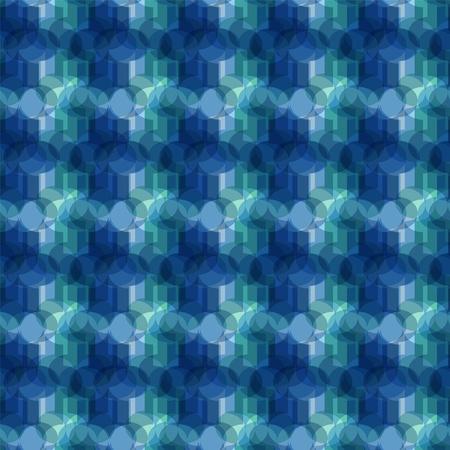 Blue abstract seamless texture Stock Vector - 18729764