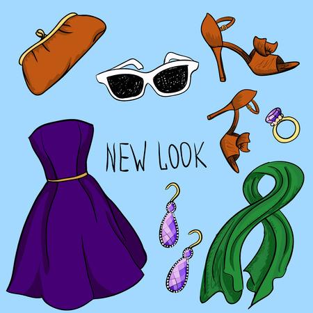 new look: New look clothes set