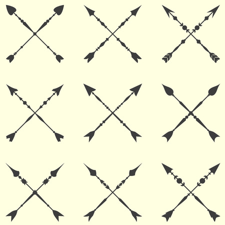 8,608 Arrowhead Stock Illustrations, Cliparts And Royalty Free ...