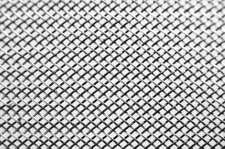 malla metalica: malla met�lica. Fondos o la textura. De cerca