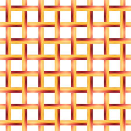 Gold abstract geometric pattern background. Illustration .