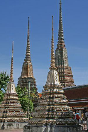 krung: The Grand Palace in Bangkok, Thailand