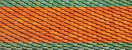buddhist temple roof: Close up of a Buddhist temple roof, suitable as a background