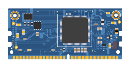 Compute module board for Internet of things and DIY electronics projects.