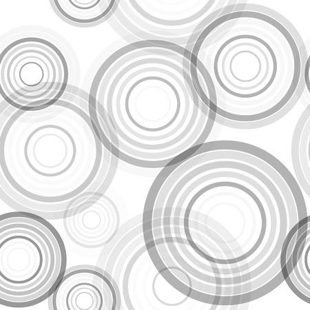 forme: Résumé de fond sans soudure en jeu de bagues, illustration vectorielle, eps10, 2 couches