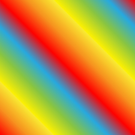Seamless rainbow pattern.
