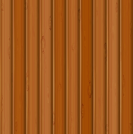 Wooden seamless texture, vector illustration, eps10, 3 layers, easy editable Vector
