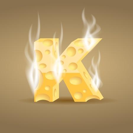 kaas: Brief van thermisch kaas