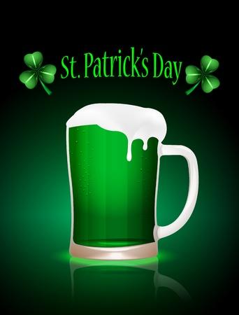 mag: St.Patrick bi�re mag