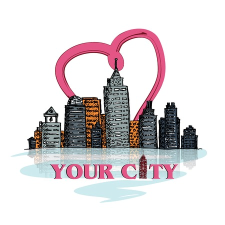 lake district: Love your city