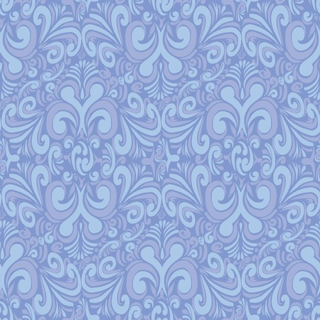 fondo vintage azul: Fondo azul de la vendimia incons�til