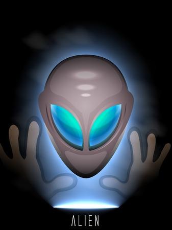 humanoid: Alien humanoid