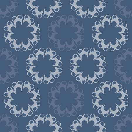 trendy tissue: Lace seamless pattern