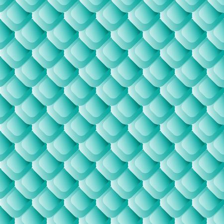 squama: Squama seamless pattern, vector illustration for your design  Illustration
