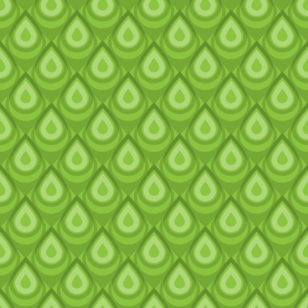 Green skin seamless pattern, vector illustration for Your design, eps10