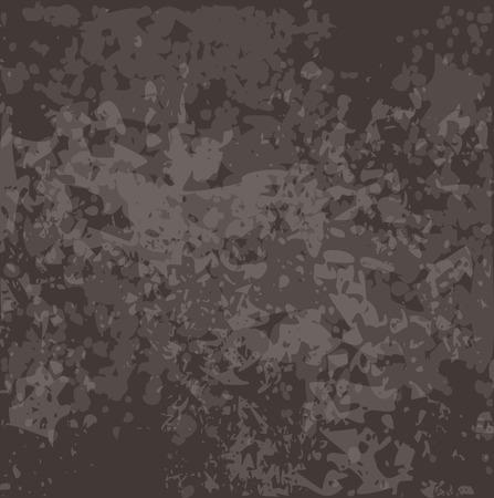 concrete blocks: Dark grunge background, vector illustration 4 your design, eps10 Illustration