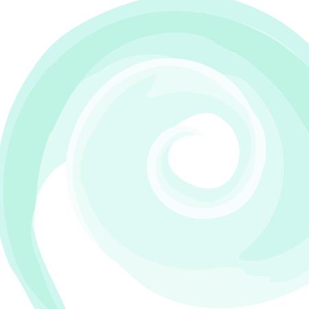swirled: Swirled white frame illustration for Your design