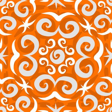 orient: Orient arabesque seamless pattern
