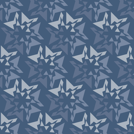 Abstract geometric seamless pattern, vector illustration for Your design,