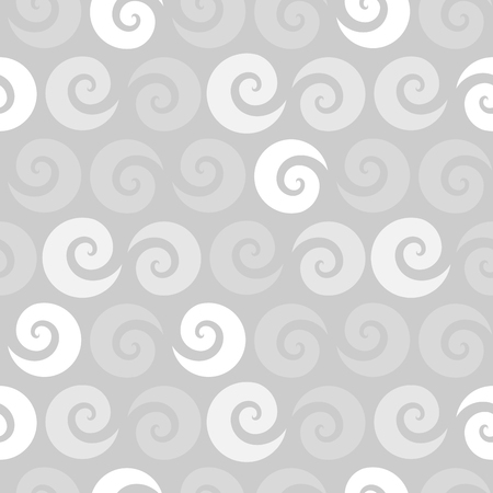 scroll design: Swirl scroll seamless pattern, vector illustration for Your design, eps10