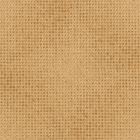 inclusions: Abstract grunge cardboard seamless texture, vector illustration Illustration