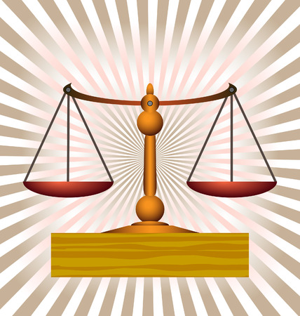 scale of justice: balance scales