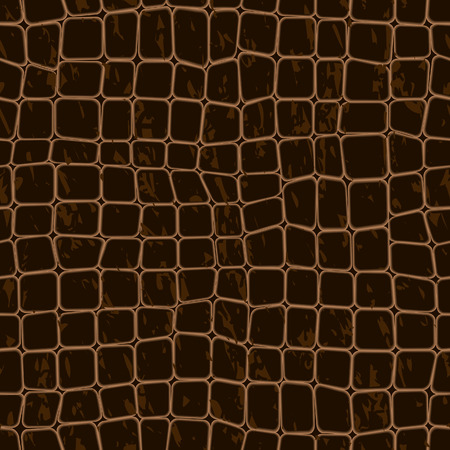full frame: crocodile leather seamless background
