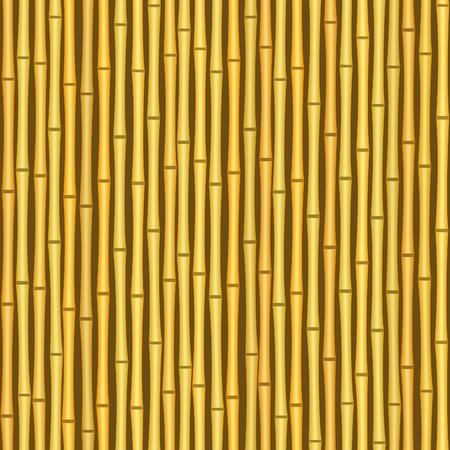 bambu: Fondo de textura transparente de pared de cosecha de bamb� Vectores
