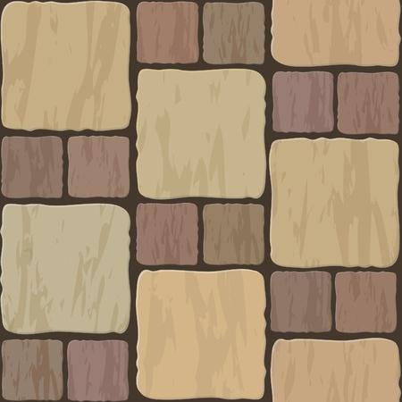 piso piedra: suelo de piedra azulejo de motivo de fondo sin fisuras
