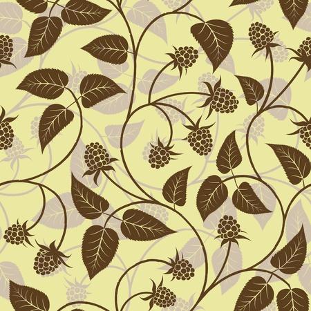 moras: frambuesa vectorial con hojas sobre fondo transparente de rama Vectores