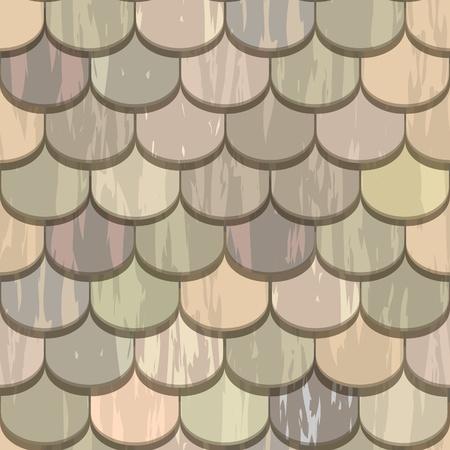 tuile d'ardoise de toiture de couleur de carrelage tuiles sans soudure