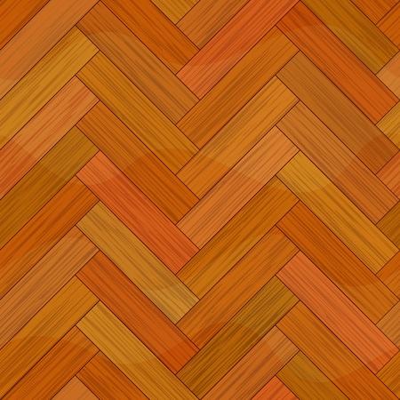 parkiet z drewna bezszwowych tekstur tle Ilustracje wektorowe