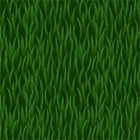 back yard: vector verde campo de hierba patr�n de fondo sin fisuras