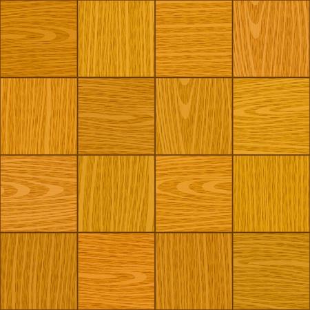 veneer: seamless light oak square parquet panel wall texture