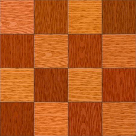 piso negro: madera de roble sin problemas de ajedrez cuadrado como textura de fondo del panel de parquet