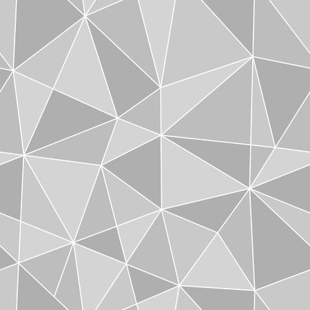 nahtlose Dreiecke Textur, abstrakte Vektorillustrationen