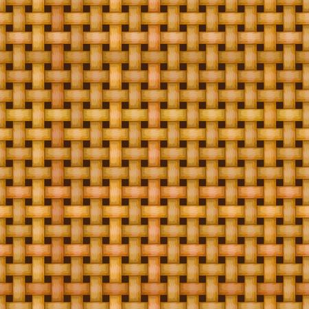 weaving: wicker basket weaving pattern, seamless texture background