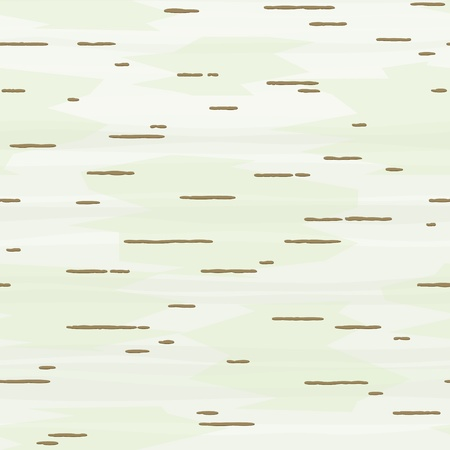 birch bark seamless background pattern Stock Vector - 17900491