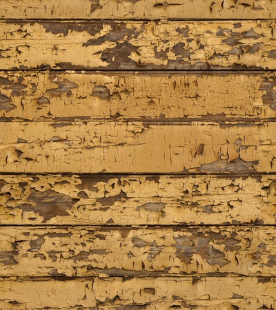 seamless old shabby wooden planks with cracked color paint background Stock Photo - 20989516