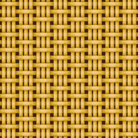 wickerwork: wicker basket weaving pattern, seamless texture background