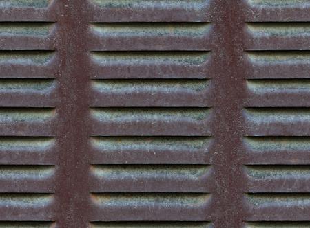 durable: seamless metallic iron ventilation grille texture background