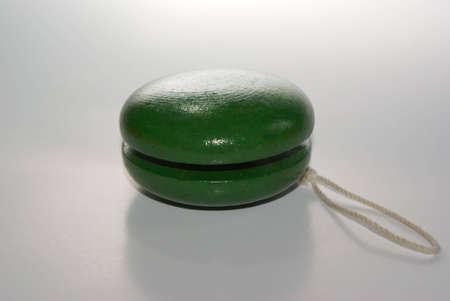 A green Yo-Yo