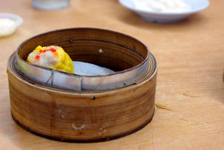 Chinese steamed dimsum