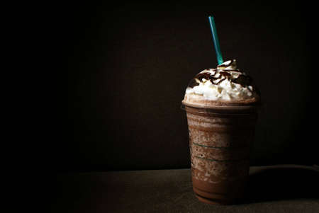 Cold Mocha chocolate