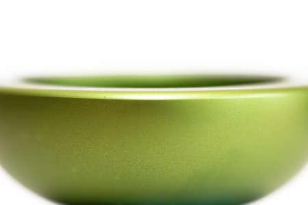 Green YoYo close up