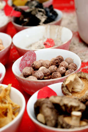 Food Offerings, Chinese Wedding Tea Ceremony
