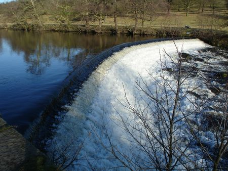 chatsworth: The Falling Water